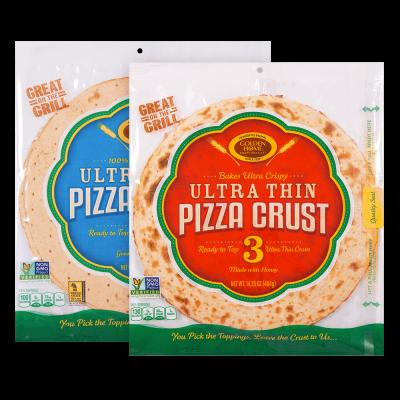 Ultra Thin Crust Pizza 12 inch Sampler