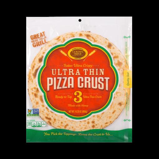 12 inch Ultra Thin Pizza Crust