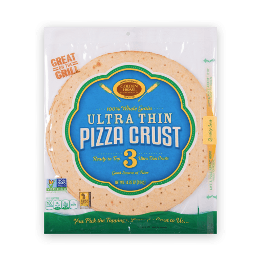 12-inch Ultra Thin Pizza Crusts