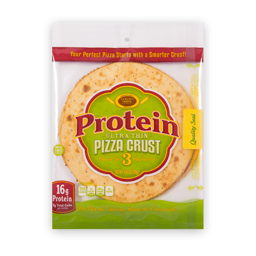7 in Protein Ultra Thin Pizza Crust